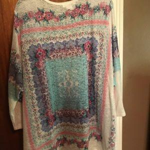Moa Moa Sweaters - Summer cardigan.